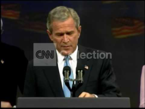 ELECTION 2004:BUSH ACCEPTANCE