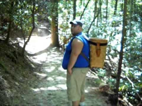 Hike to Hutchinson Homestead part 1