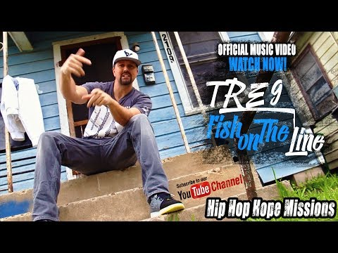 Tre9 - Fish On The Line (Official Music Video)
