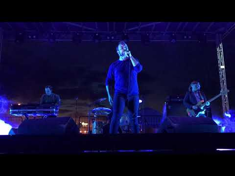 Future Islands, Time On Her Side , 09302017, Waiting Room Outdoors, Omaha NE