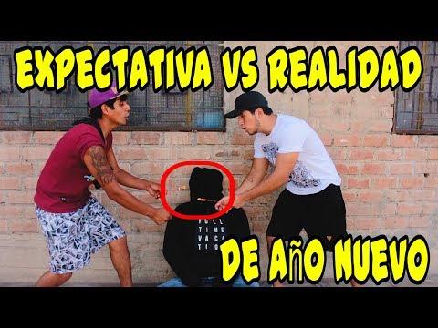 EXPECTATIVA vs REALIDAD DE AÑO NUEVO - Loco IORI