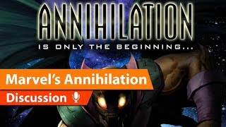 Marvel Annihilation Announced