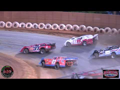Placerville Speedway Limited Late Models Main Event Highlights from June 1st, 2019