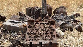 Раскопки в полях Второй Мировой Войны Фильм 19/Excavation in fields of World War II the Film 19
