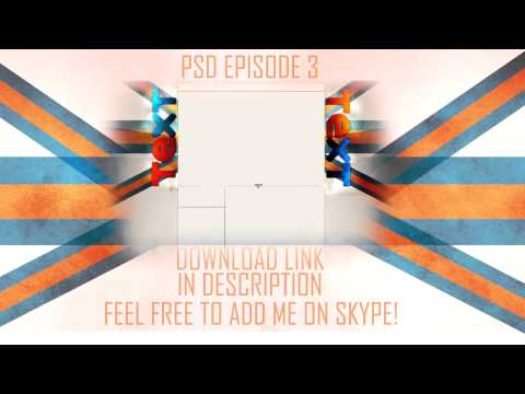 FREE PSD BACKGROUND EPISODE 3
