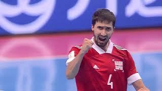Уверенный старт сборной России на Чемпионате мира по мини футболу