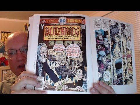 I like big books: comic collections and comic art books