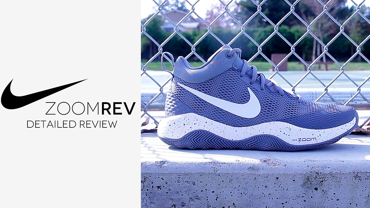 3dce03f21b8 Nike Zoom Rev  17 - Detailed Review - YouTube