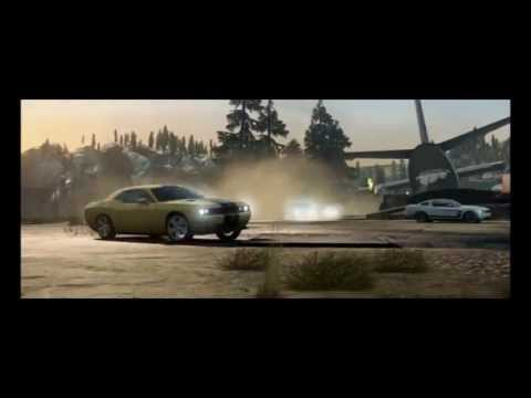 Need for Speed Most Wanted (Soundtrack Feel The Love)