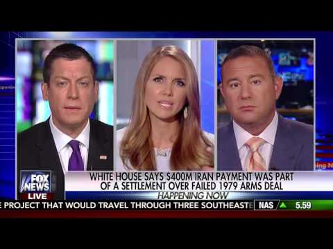 Iran Cash &  Prisoners Released  - Brad Gerstman Gerstman on Fox News