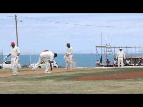Bailey's Bay vs Southampton Rangers  Cricket May 6 2012