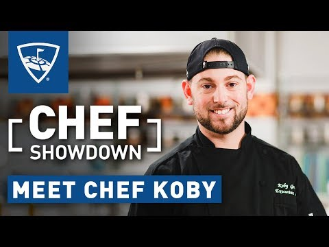Chef Showdown | Meet Chef Koby | Topgolf