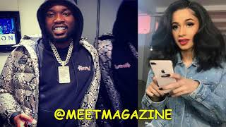 Cardi B and Meek Mill are big mad about Forbes Top 20 Hip Hop MONEY earners list! #CardiB #LHHNY