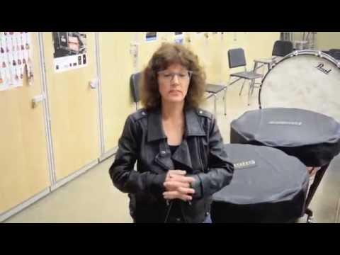 Dee Dee Paakkari Grammy Music Educator Quarter Finalist 2017 Video 1