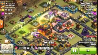 Come Attaccare con 7 Golem | Clash of Clans ITA