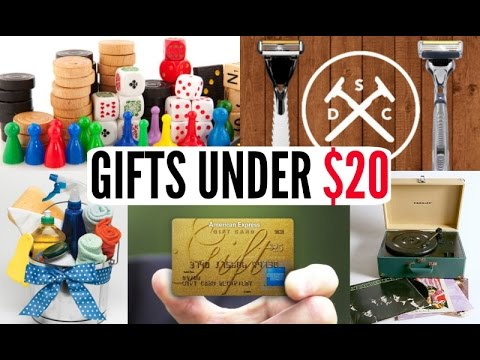 Last Minute Gifts For Him Under 20