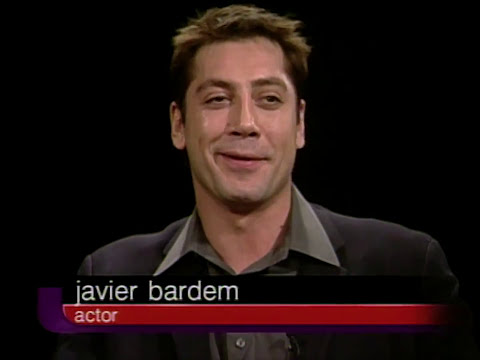 Julian Schnabel and Javier Bardem interview on Charlie Rose (2001)
