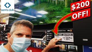 Sams Club Black Friday Deals Phase 2:Tools,TVs, Elec, Housewares 2020