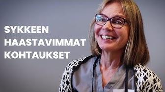Mitkä ovat Sykkeen haastavimpia kohtauksia, Lena Meriläinen? | Syke | Ruutu
