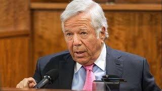 Patriots Owner Robert Kraft Charged With Soliciting Prostitution in Florida | Sports Illustrated