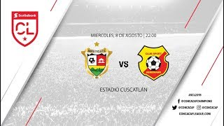 Santa Tecla FC vs CS Herediano