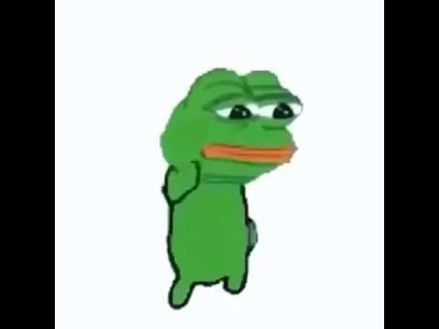 Pepe The Frog Uno Dos Tres Cuatro Dancing Youtube
