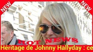 Héritage de Johnny Hallyday : ce que Laeticia a omis de dire à la justice américaine
