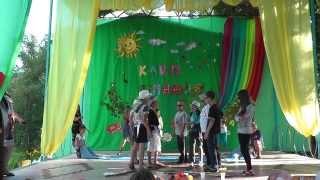 31.07. ДОЛ Дубинина 2 смена 2013 - Клип мания - 7 отряд