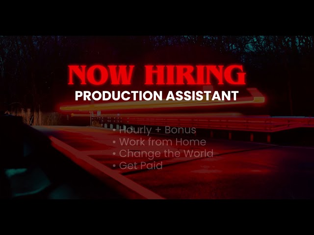 Fresh Home Loan is Hiring Productions Assistants and a Production Manager