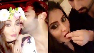 مريم حسين مع زوجها ماخذين راحتهم عالاخر ؟؟!