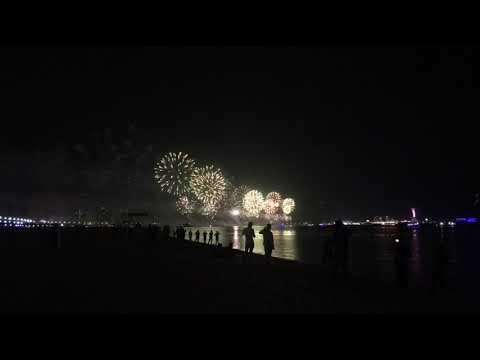 UAE National Day Fireworks 2018