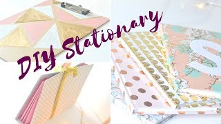 DIY STATIONARY | Charlotte K.