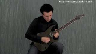 Guitar Vibrato Lesson - How To Play Vibrato On Guitar
