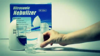 Ultrasonic Nebulizer MY-520A