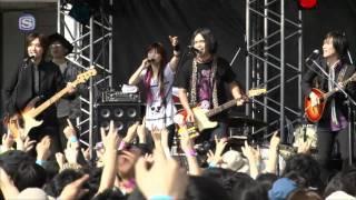 2010/4/10 KAIKOO POPWAVE FESTIVAL'10.
