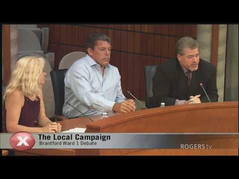 The Local Campaign - Brantford Ward 1 Debate