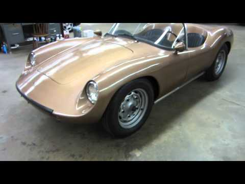 ** RARE ** 1960 DEVIN SPORTS CAR / CLUB RACER **  SOLD !!