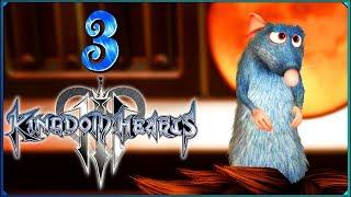 Kingdom Hearts 3 #3 - Ratatuj się kto może!
