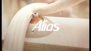 Alias presents TWIG chair by Nendo