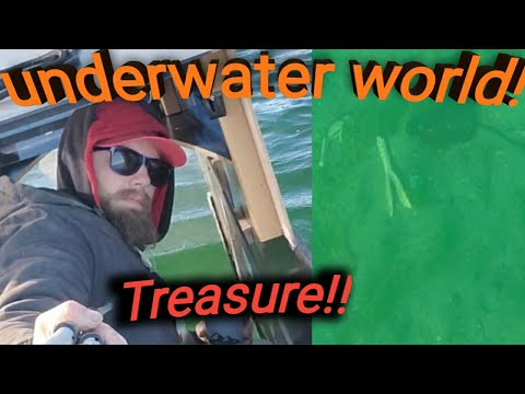 homemade submarine experience treasure hunting in extreme co