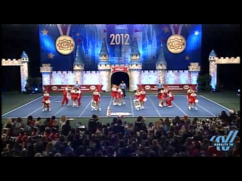 Reidland High School Small Coed Division II Finals 2012