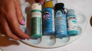 How to paint dot mandalas with Kristin Uhrig- tools and tips
