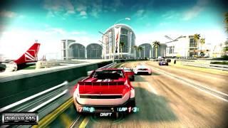 Split Second: Velocity Gameplay (PC HD)