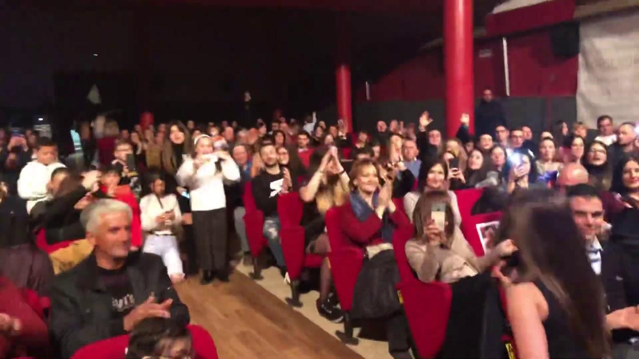 BennyG a teatro ''TI AMO AMORE''