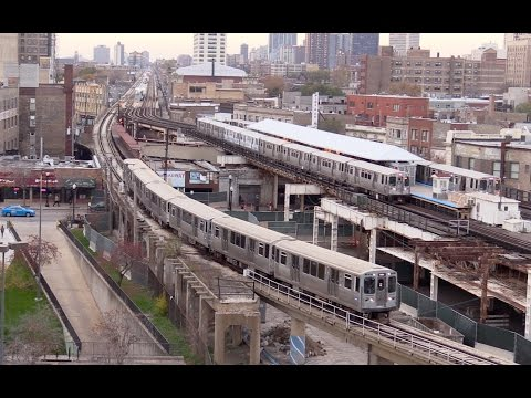 Thumbnail image for 'Cool video captures CTA Wilson station construction'