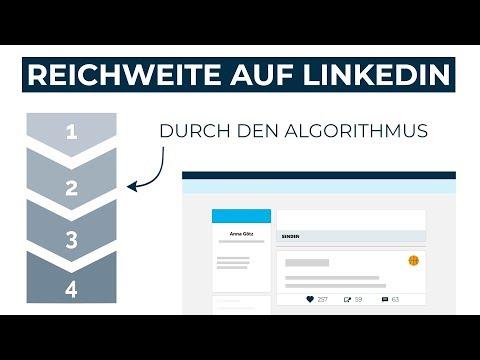 Basics für Neueinsteiger: So funktioniert der LinkedIn-Algorithmus