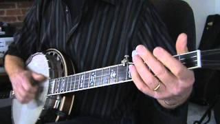 Claw-hammer banjo medley.