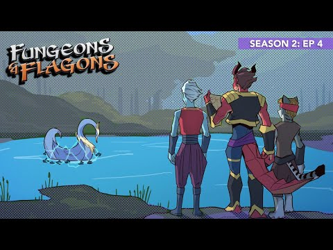 Fungeons & Flagons  S2Ep4 Face Off at Swan Pond