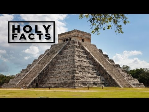 Mayan Apocalypse | HOLY FACTS #8 - Deepak Chopra