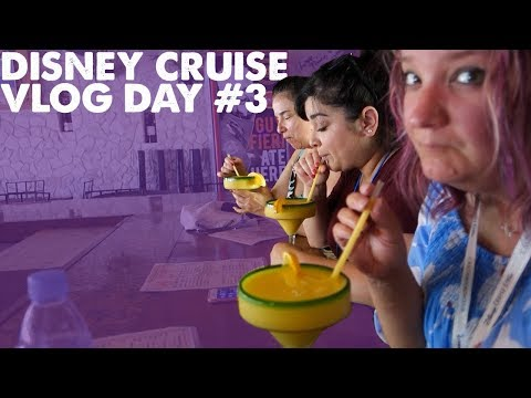 Disney Cruise to Mexico! Day #3 on the Disney Wonder! Cabo San Lucas, Pirate Night and Fireworks at